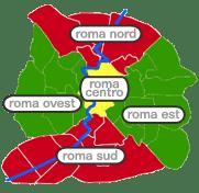 zone in cui opera fabbro roma